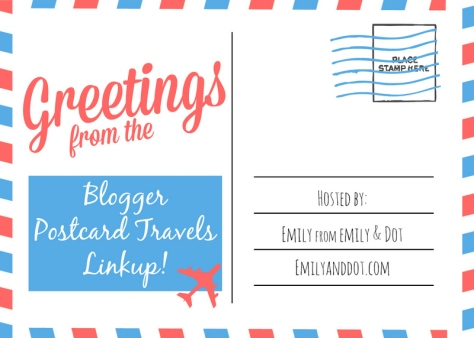 Blogger Postcard Travels